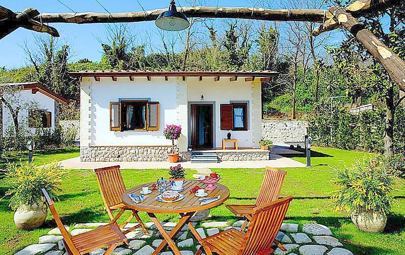 Villa Isaura B Sant Agata Sui Due Golfi Massa Lubrense