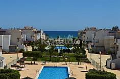 Huis voor 2 personen op het strand Almería