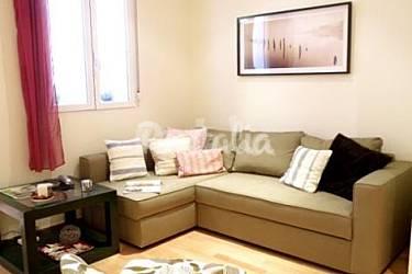 Gran Living-room Madrid Madrid Apartment