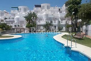 Maison pour 4 personnes à front de mer Malaga