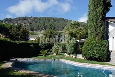 Villa en alquiler navacerrada moralzarzal madrid for Piscina moralzarzal