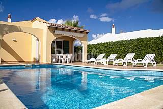 Villa de 3 habitaciones a 750 m de la playa Menorca