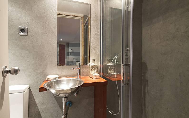 Appartamento in affitto nel centro di barcellona - B b barcellona centro bagno privato ...