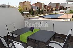 Apartamento de 2 habitaciones a 1200 m de la playa Girona/Gerona