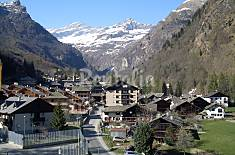 Apartment with 2 bedrooms Alagna Valsesia Vercelli