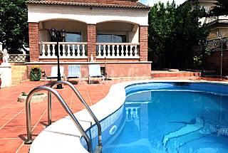 Villa para 9-12 personas a 900 m de la playa Barcelona