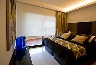 Apartamento de 2 habitaciones a 300 m de la playa Málaga