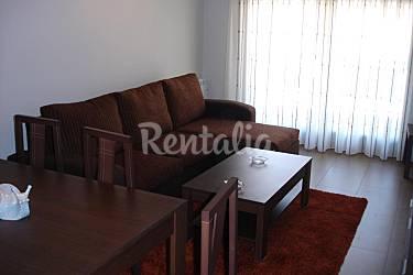 Apartamento Salón Pontevedra Sanxenxo-Sangenjo Apartamento