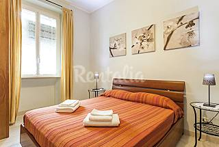 Apartment for 4-6 people 3 km from the beach Rome
