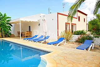 House for 6 people in Balearic Islands Ibiza