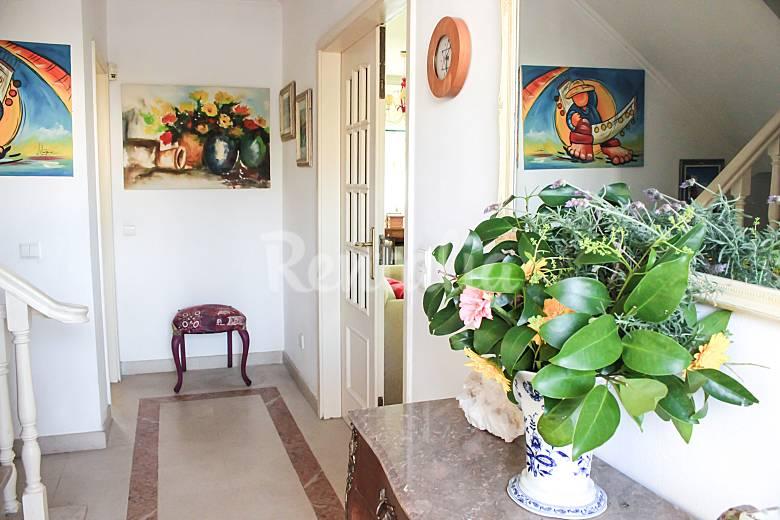 Casa en alquiler a 700 m de la playa estoril cascais lisboa costa de lisboa - Alquiler de casas en portugal ...