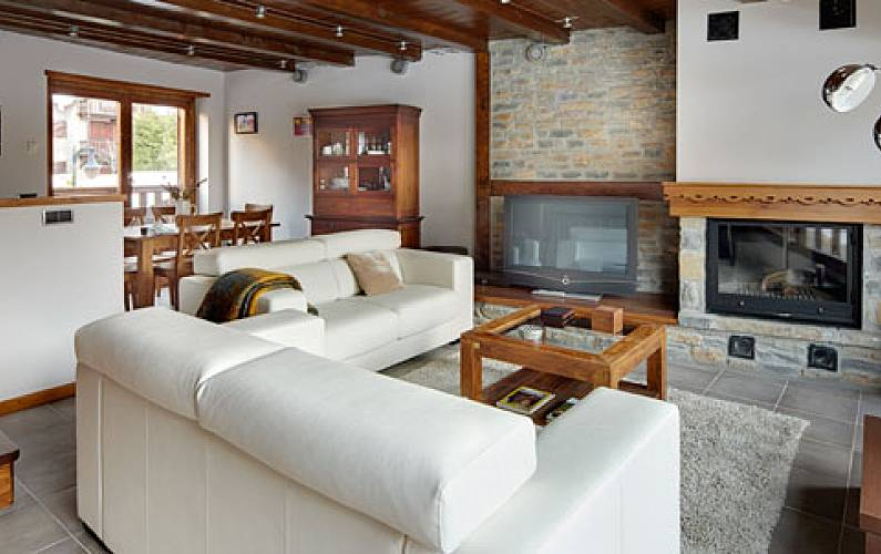 Casa de 4 habitaciones Grand Arties Lleida/Lérida