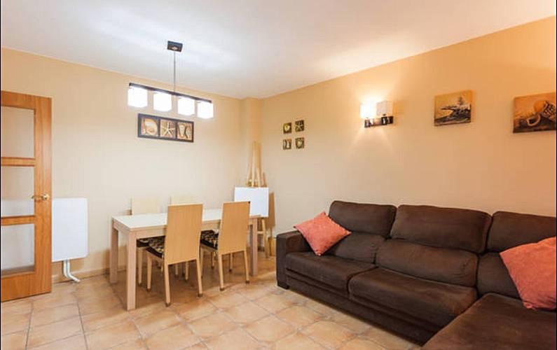 Apartamento Sala Girona Tossa de Mar Apartamento - Sala