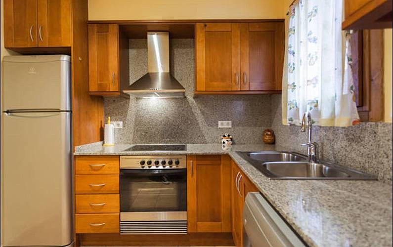 Apartamento Cozinha Girona Tossa de Mar Apartamento - Cozinha