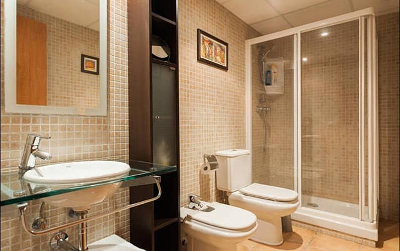 Apartamento Casa-de-banho Girona Tossa de Mar Apartamento - Casa-de-banho