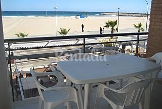 Apartamento en alquiler en 1a línea de playa hutt- 003043 Tarragona