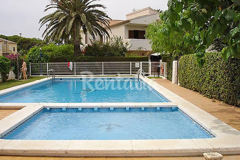 Villa en alquiler con piscina grao castell n de la plana castell de la plana castell n - Hoteles en castellon con piscina ...