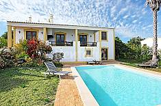 House for rent with swimming pool Algarve-Faro
