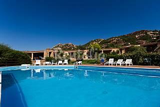 Bilocale 4 le Baiette a 200 m dal mare e piscina Olbia-Tempio