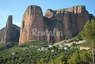 Apartamento rural Fuente de Fontellas Huesca