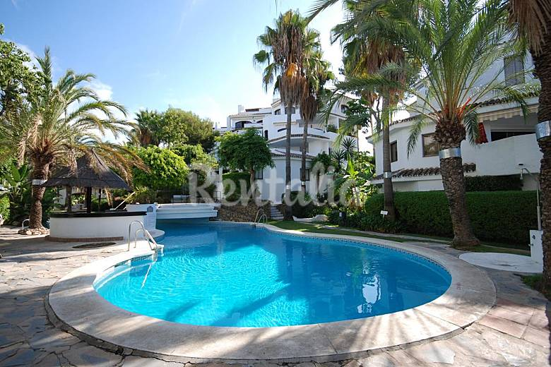 Apartment for rent only 100 meters from the beach Málaga