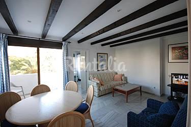 Apartment Living-room Málaga Marbella Apartment