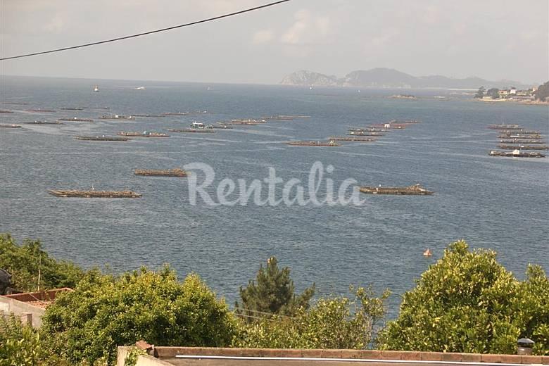 Rias bajas, a 150 m de la playa Pontevedra