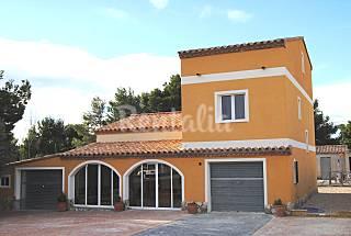 Villa para 12-13 personas a 1200 m de la playa Tarragona