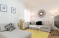 The NoMad III apartment in Madrid A Coruña