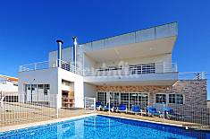 The Villa Salvador in Algarve, Carvoeiro Algarve-Faro