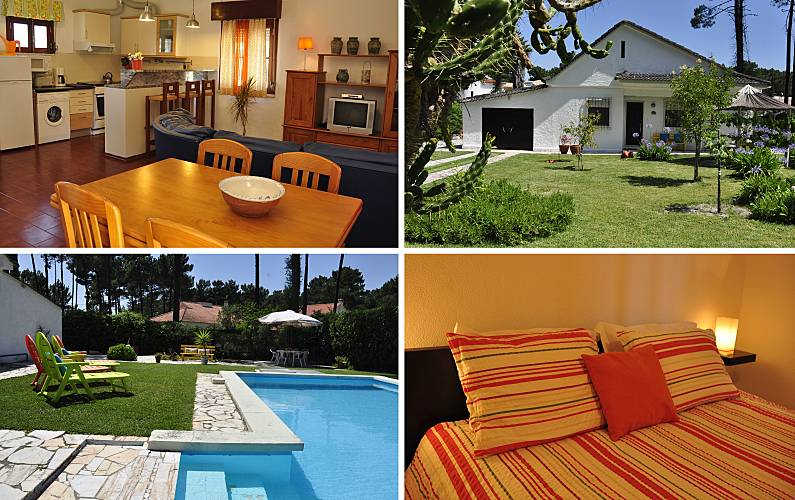 Moradia perto de praias,de Lisboa, piscina privada Setúbal - Outros