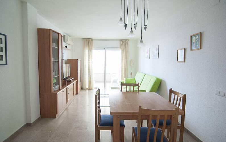 Apartment Dining-room Tarragona Vandellòs i l'Hospitalet de l'Infant Apartment - Dining-room
