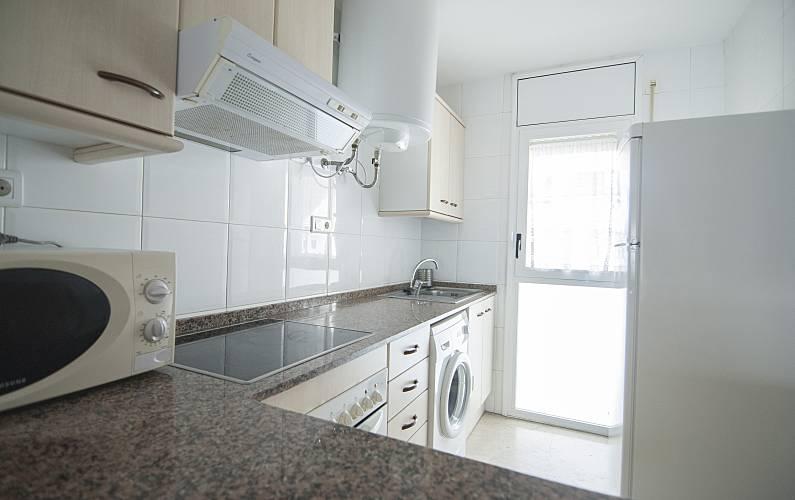 Apartment Kitchen Tarragona Vandellòs i l'Hospitalet de l'Infant Apartment - Kitchen