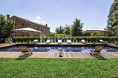 4 Appartements en location avec piscine Padoue