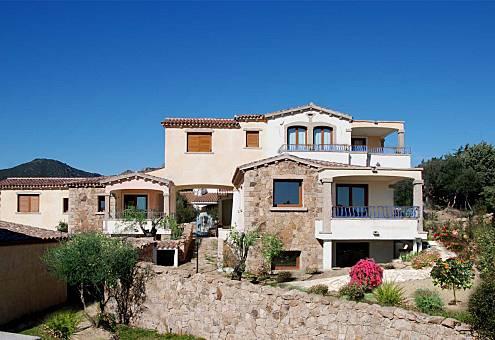 Casa para 8-12 personas a 500 m de la playa Olbia-Tempio