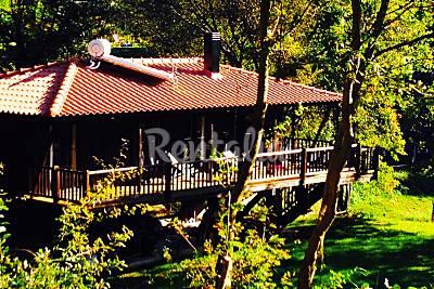 2 Casas com 1 quarto rodeado de montanha Viana do Castelo