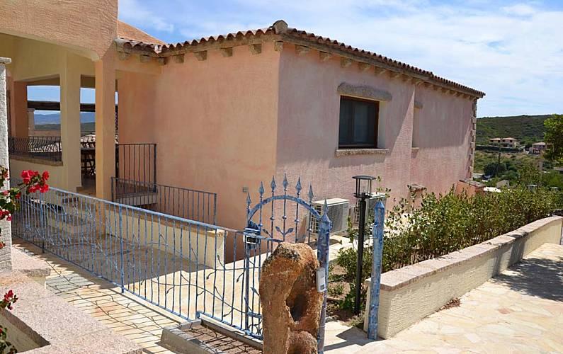 Casa Jardim Olbia-Tempio Olbia Vivendas - Jardim