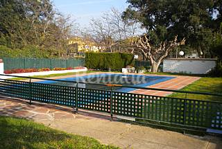Apartamento con piscina a 1000 m de la playa. Girona/Gerona