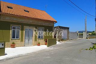 House for rent only 60 meters from the beach A Coruña