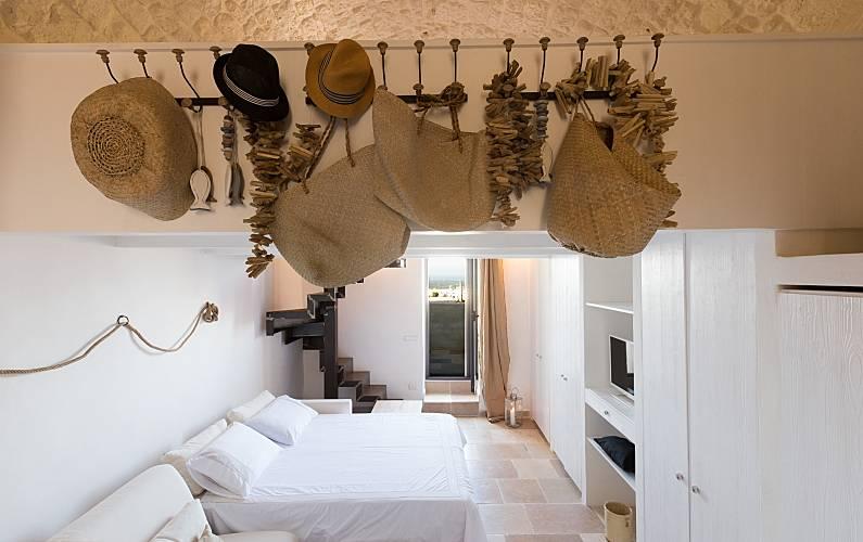 Casa vacanza in affitto centro storico Ostuni. Brindisi
