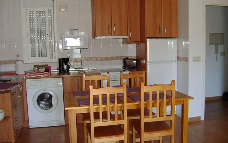 Appartamento Cucina Malaga Torrox Appartamento - Cucina