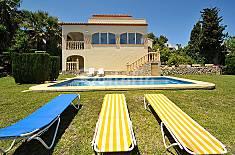 Villa para 5 personas a 4.5 km de la playa Alicante