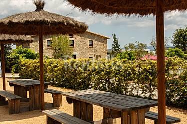 Can Exterior del aloj. Girona/Gerona Llagostera Casa en entorno rural