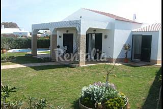 Villa de 600 metros con piscina privada Menorca