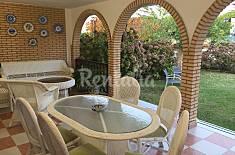Casa para alugar em frente à praia Huelva