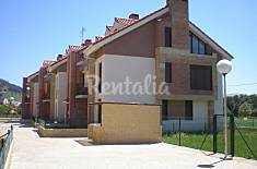 Apartment for 4-6 people with private garden Cantabria
