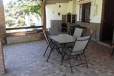 Casa rural El Verdial Málaga