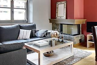 Val de Ruda Luxe 21 - Apartamento nuevo, junto al telecabina, Wifi Lleida/Lérida