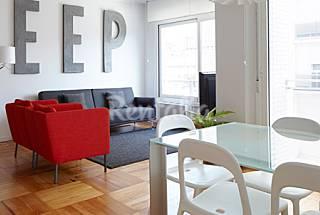 Wohnung für 4-6 Personen im Zentrum von Donostia/San Sebastián Gipuzkoa