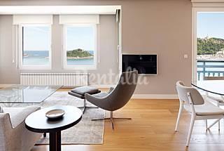 Wohnung für 4 Personen im Zentrum von Donostia/San Sebastián Gipuzkoa